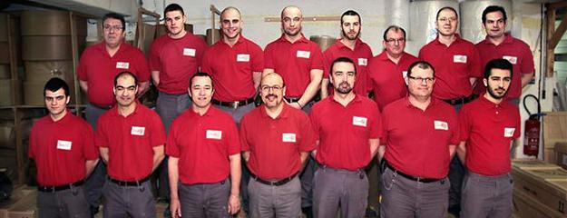 Les équipes techniques